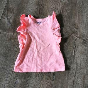 2/$15 Oshkosh B'gosh little girls shirt 18-24